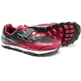 Altra King MT 1.5 Trail Running Shoes Herre red